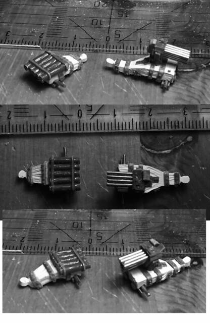 Warmonger Miniatures artillery take 2! 45505048192_492f02155b_z
