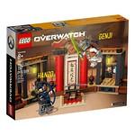 LEGO Overwatch Hanzo vs Genji (75971) 2