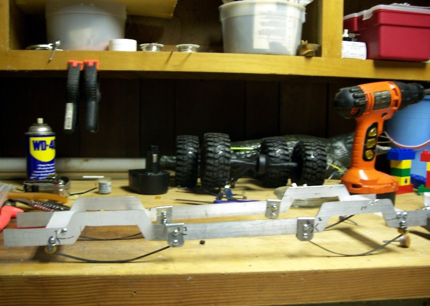 Building an RC sixth scale Jeep 45537201381_3c61f583ae_o