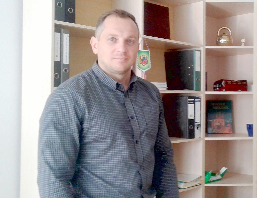 """Алексей Алферов, директор ООО """"Ярцевперевоз"""""""