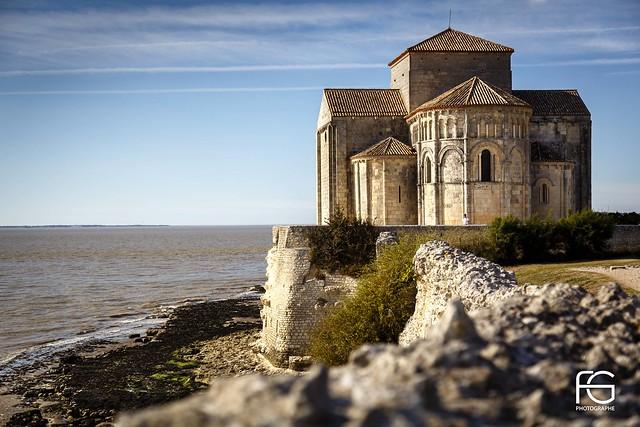 Abbaye de Talmont Sur Gironde