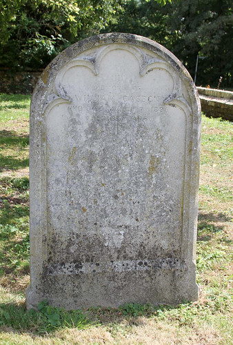 Wm C b1835 grave marker 1896