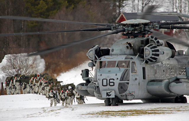 NATO-Großübung Trident Juncture 2018, Canon EOS 7D MARK II, Sigma 50-500mm f/4-6.3 APO HSM EX