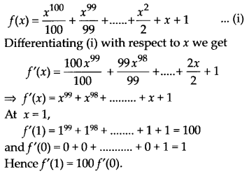 NCERT Solutions for Class 11 Maths Chapter 13 Limits and Derivatives 76