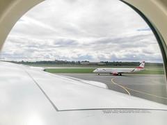 arriving in Vienna
