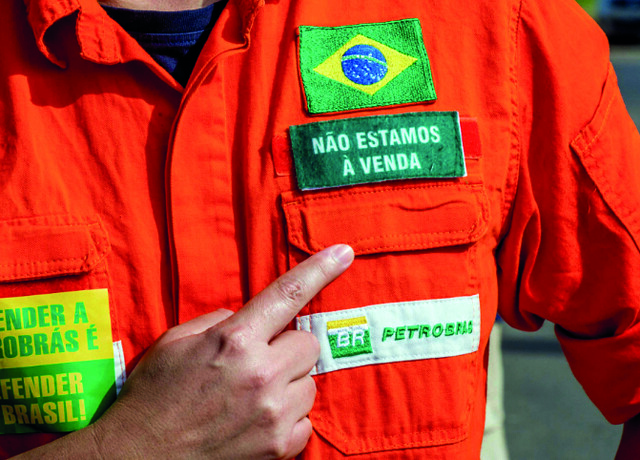 O regime de cessão onerosa foi instituído em 2010 para proteger a exploração e produção nacional de petróleo - Créditos: Foto: divulgação