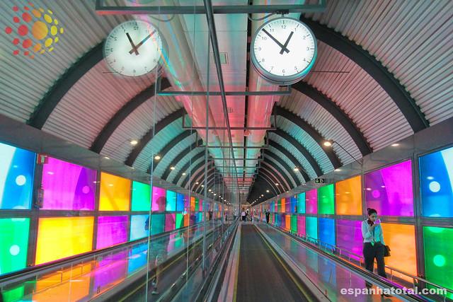 T1, aeropuerto de Barajas