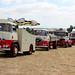 Roper family ERF convoy.