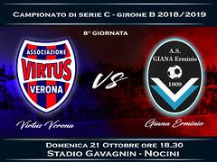 Virtus Verona - Giana Erminio 0-3 FINALE