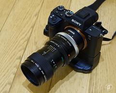 CANON FDn 50mm f/3.5 Macro