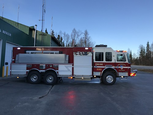 Chena-Goldstream Fire & Rescue Tender 42