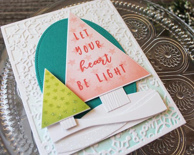 LizzieJones_PapertreyInk_October2018_TwinklingTrees_HeartBeLightCard2