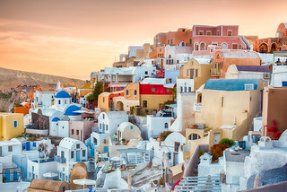 Oia, Santorini / Greece