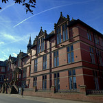 Original Preston 'university' building
