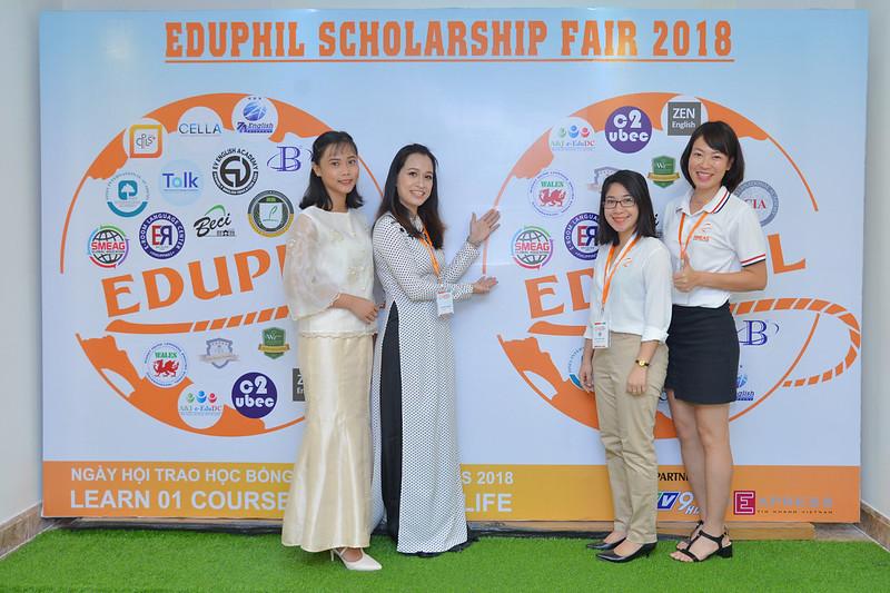 Trường SMEAG tại EDUPHIL FAIR 2018