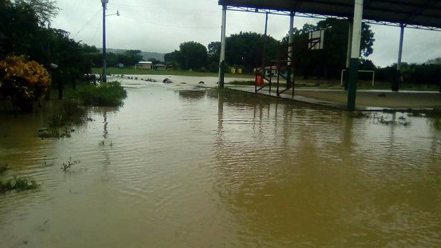 La Máquina inundada