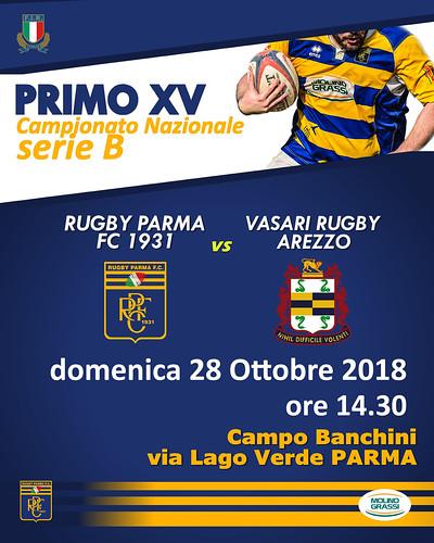 RPFC vs Arezzo 28.10.18