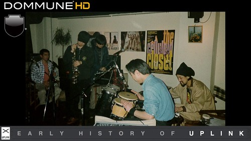 「early history of UPLINK」