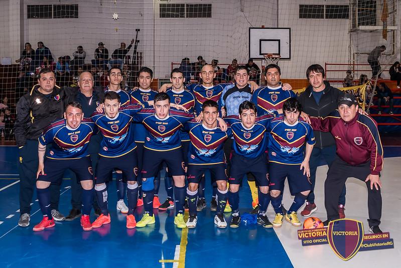 Torneo Clausura 2018 [Futsal] Victoria vs Mitre - 28/10/18