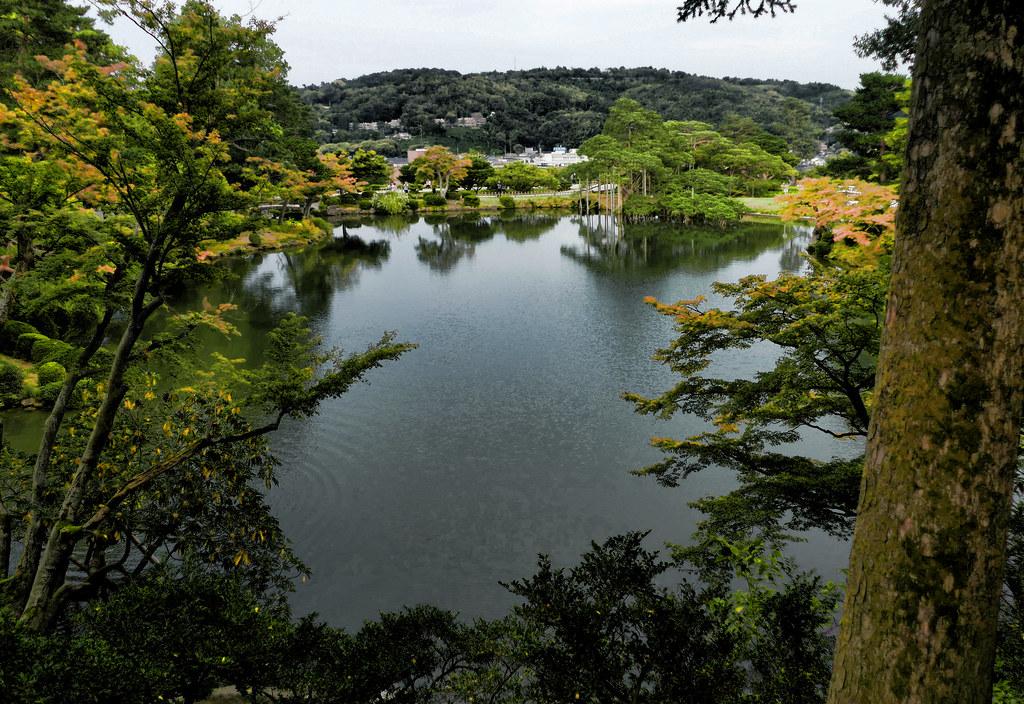 At Kenrokuen Gardens 146
