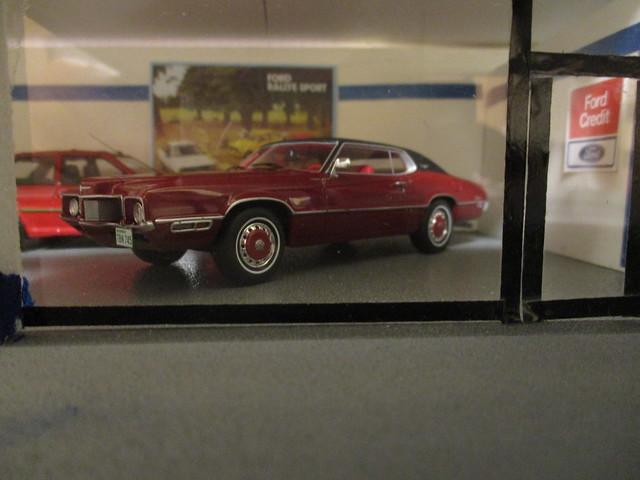 Ford Thunderbird Landau (1970) by Neo