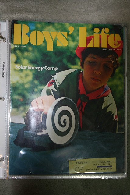 Boys Life June 1976, Canon EOS DIGITAL REBEL XSI, Canon EF-S 18-55mm f/3.5-5.6 IS