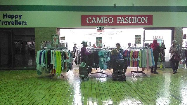 Fashion sale (2) #toronto #galleriamall #wallaceemerson #shoppingmall