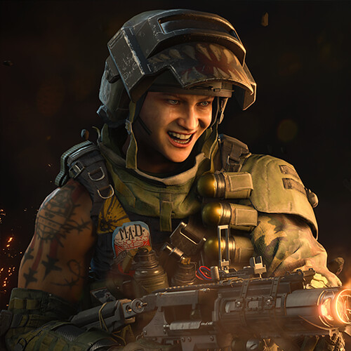 Call of Duty: Black Ops 4 - Battery Avatar | by PlayStation.Blog