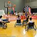 Wheelchair basketball experience