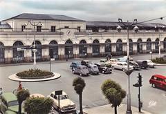 Postcard Le Mans (Sarthe) La Gare Compagnie des Arts Photomécaniques