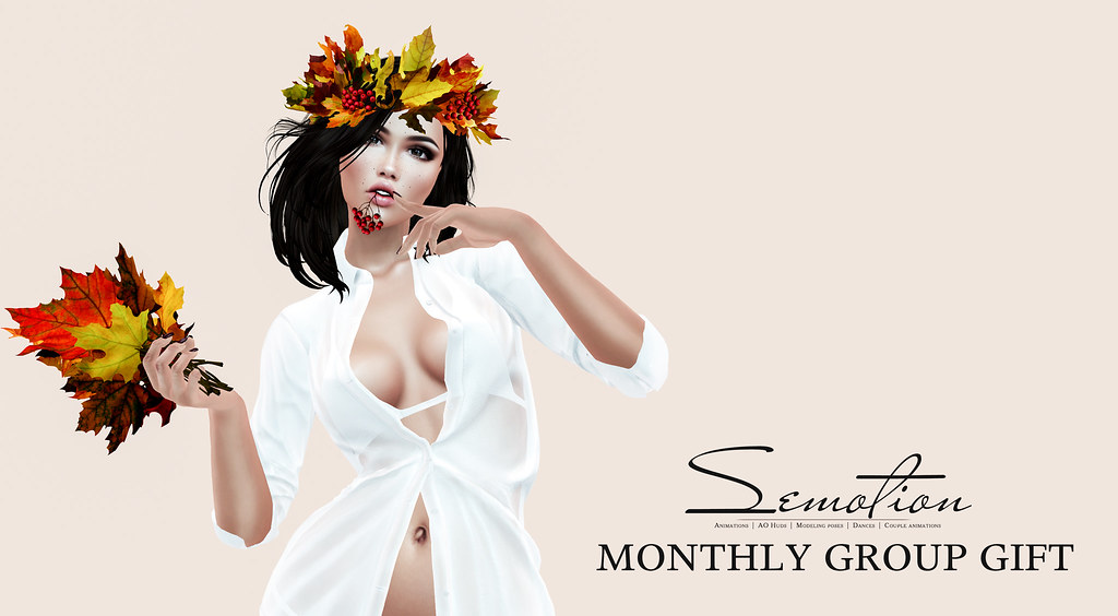 SEmotion Monthly Gift – October 2018