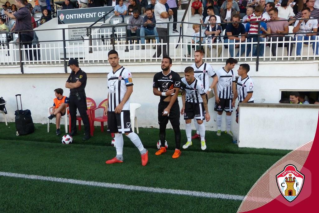 Ontinyent CF 0 - FC Barcelona B 3 - Jornada 8 - 1819