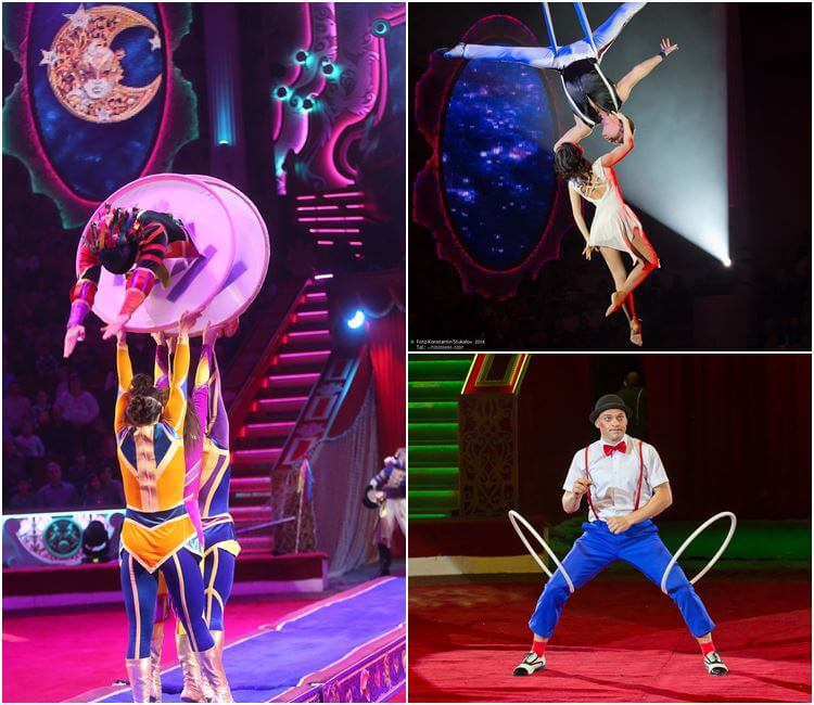 Sirkus Besar Moskow