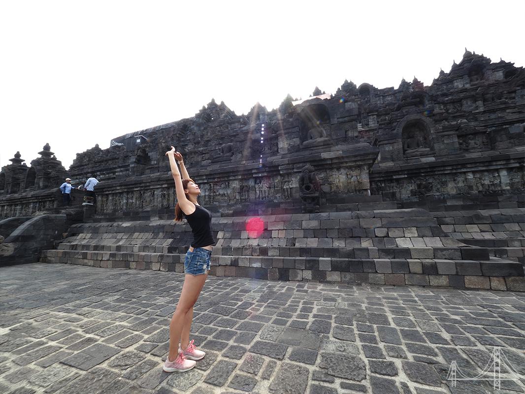 Borobudur婆羅浮屠11