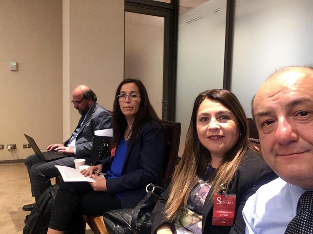Buena Noticia!: Comisión Mixta de Presupuesto aprueba solicitud de AFUDEP - 25 Octubre 2018