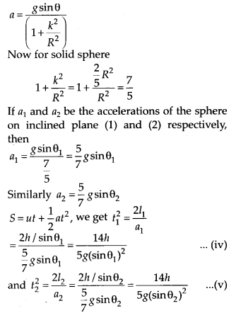 NCERT Solutions for Class 11 Physics Chapter 7 System of particles and Rotational Motion 19