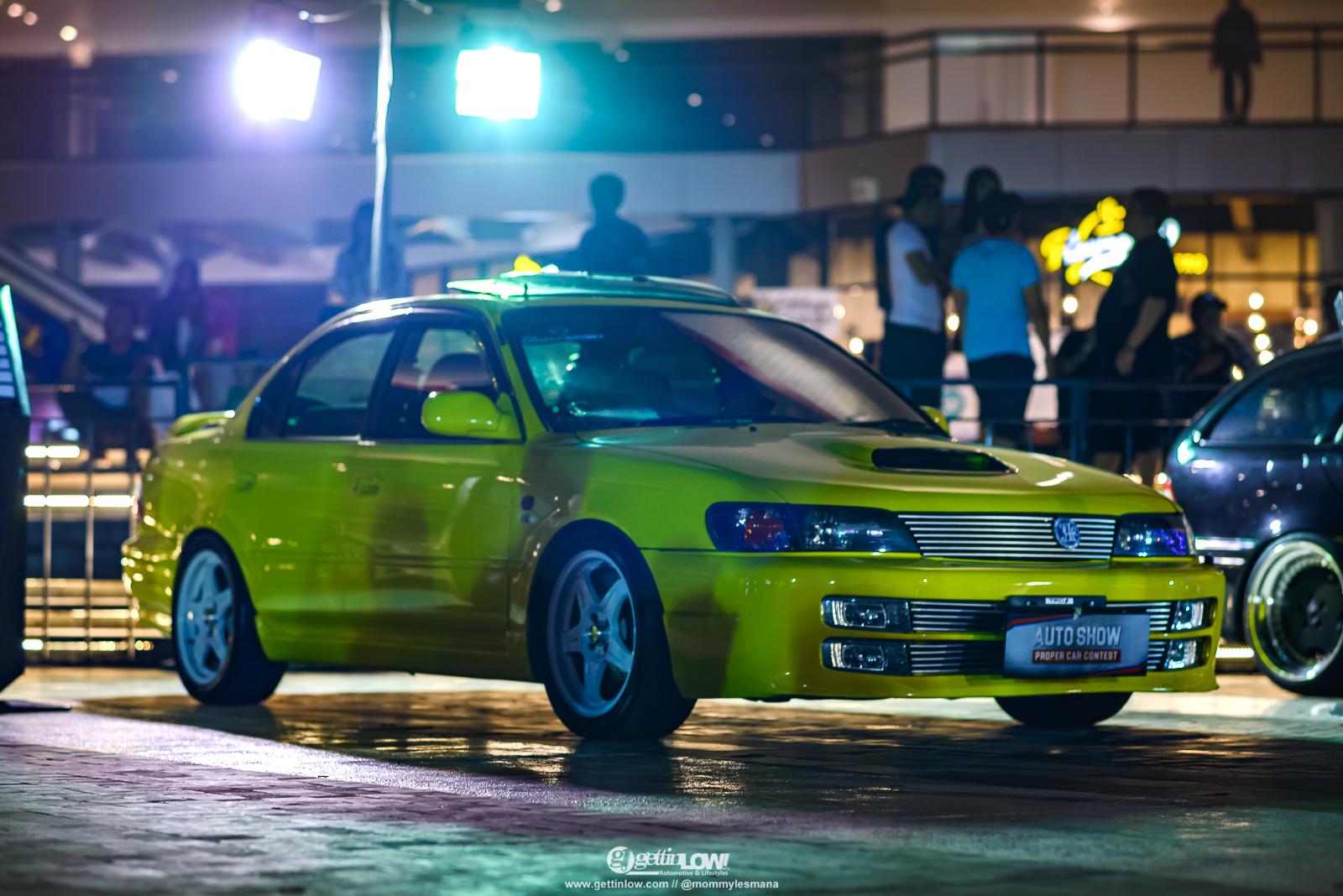 Intersport Autoshow Proper Car Contest 2018 Tangerang