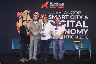 Selangor Smart City & Digital Economy Convention  2018 [Day One]