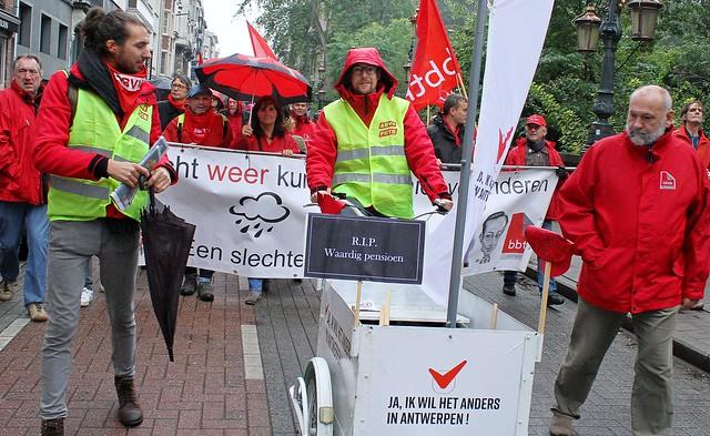2 oktober in Antwerpen // Liesbeth