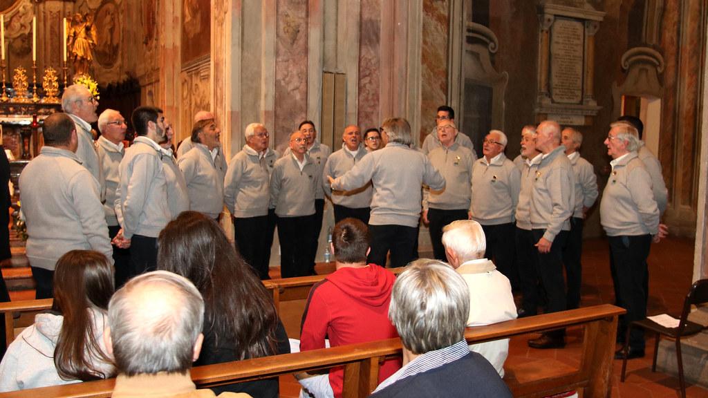 Rassegna del Santo 2018  06 - 10 - 2018  Il Coro Alpe