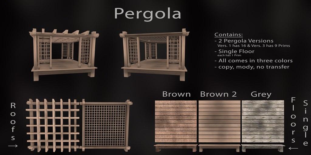 Pergola - TeleportHub.com Live!