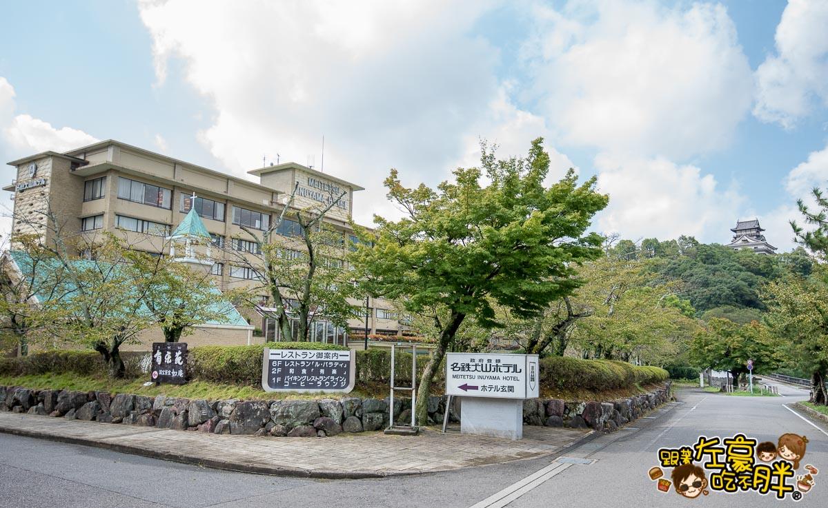 日本名古屋 犬山城+老街(中部探索之旅)-19