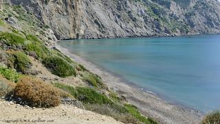 Beach near Kalamaki