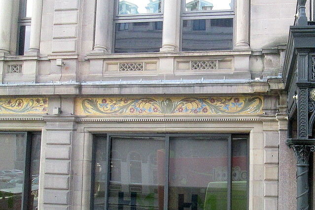 Decorative Tiles, Liverpool