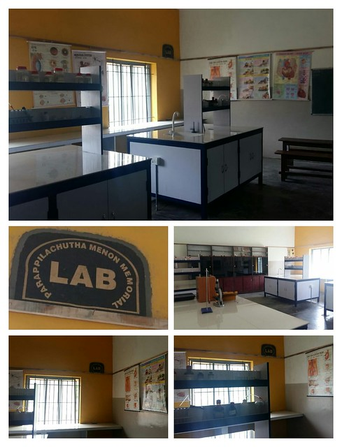 RENOVATED SCIENCE LAB