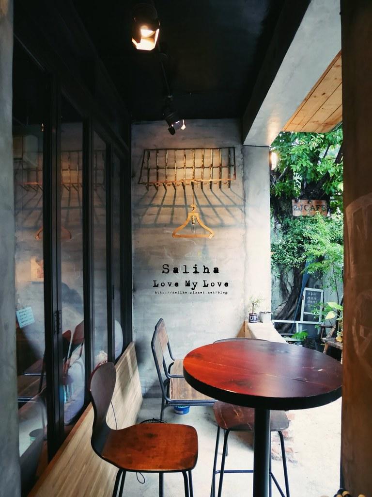 台北捷運大安森林公園站2J CAFE交通咖啡館下午茶午餐 (4)