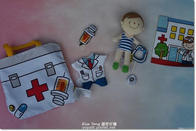 媽咪拜醫生玩具組