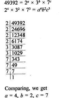 RD Sharma Class 9 Solution Chapter 2 Exponents of Real Numbers
