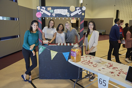 2018 First Year Science & Interprofessional Health Fair