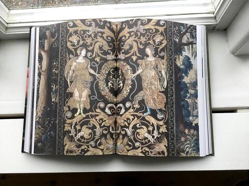 Furstinnan – Drottning Kristinas tronhimmel, troligen från hertigdömet Milano
